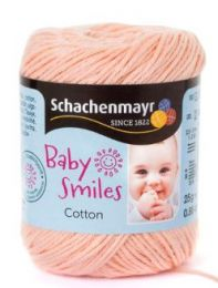 Schachenmayr Baby Smiles Cotton - Lightest Peach (Color #1023)
