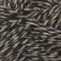 Jamieson's Double Knitting - Black/Sholmit (Color #110)