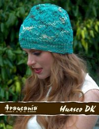 Tamsin Hat - Free Dowload with Huasco DK Purchase of 4 or more skeins
