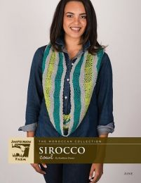 Juniper Moon Farm Aine - Sirocco Cowl - Free Download with Purchase of 3 Skeins of Juniper Moon Aine