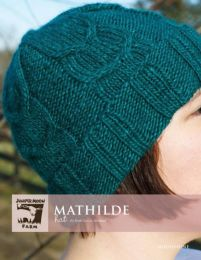 Juniper Moon Farm Moonshine - Mathilde Hat