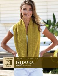 Juniper Moon Farm Moonshine - Isidora Cowl