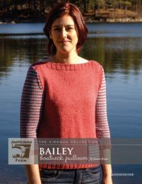 Juniper Moon Farm Moonshine - Bailey Boatneck Pullover