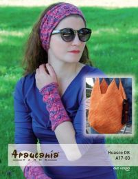 Headband, Wrist-warmers and Bag - Free Dowload with Huasco DK Purchase of 4 or more skeins