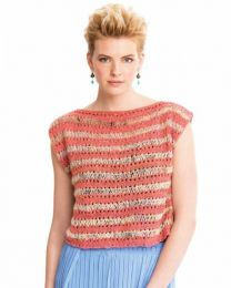 Openwork Top - Free Download with Silk Garden Lite Solo Purchase of 4 or more skeins