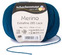 Schachenmayr Merino Extrafine 285 Lace - Teal (Color #564)