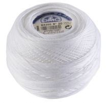 Cebelia Crochet Cotton Size 20 - Snow White (Color #B5200)