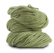 Blue Sky Fibers Worsted Hand-Dyed - Green (Color #2002 Lot 0458)