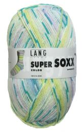 Lang Jawoll Twin Soxx - Sea Breeze (Color #214)
