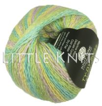 Knit One Crochet Too Ty-Dy Socks Skinny Stripes - Pastels (Color #2490)
