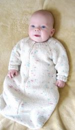 Knitting Pure and Simple - Baby Sleeping Bag