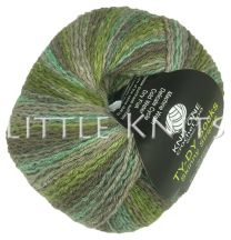 Knit One Crochet Too Ty-Dy Socks Skinny Stripes - Olive Taupe (Color #2875)