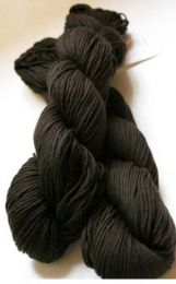 Blue Sky Fibers Skinny Cotton - Chocolate (Color #310 Lot 8374)