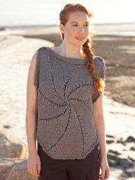 Altai  - Included in the Berroco Fuji Book #327 (purchase only one copy for all patterns shown)