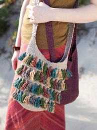 Kalgan - Included in the Berroco Fuji Book #327 (purchase only one copy for all patterns shown)