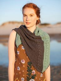 Lukchun - Included in the Berroco Fuji Book #327 (purchase only one copy for all patterns shown)