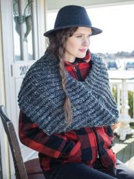 Bantry (Purchase ONLY ONE COPY to get all the patterns from Berroco 346 Inca Tweed)