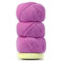Geilsk Cotton Wool - Lilac Pink (Color #34)