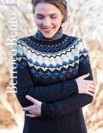 Berroco Bento #390 - 6 Patterns - (Free with purchase of 5 or more skeins of Berroco Bento)
