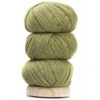 Geilsk Cotton Wool - Sage Green (Color #3)