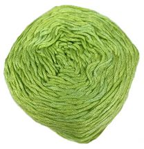 Feza Baby Hand Dyed - Bright Green (Color #5020) - Put up in center pull cakes