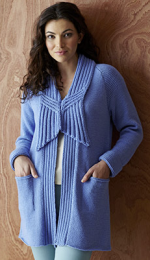 Design 5 - Included in The Fifth Sublime Worsted Design Book