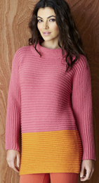 Design 8 - Included in The Fifth Sublime Worsted Design Book