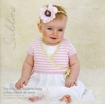 Sublime Booklet 618 - The first little Sublime Baby