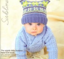 Sublime Booklet 649 - The Eighth Little Hand Knit Book
