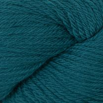 Cascade 220 - Como Blue (Color #9420) - Gorgeous Deep Teal