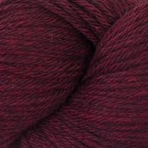 Cascade 220 - Red Wine Heather (Color #9489)