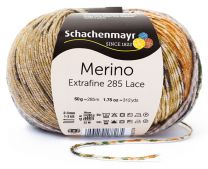 Schachenmayr Merino Extrafine 285 Lace - Plum Forest (Color #591)