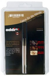 US 11 - Addi Click Tips - Size: US 11 (8.0 mm) - Set of 2