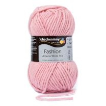 Schachenmayr Alpaca Wool Mix - Pastel Pink (Color #35)