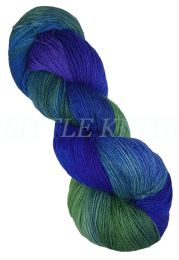 Fleece Artist Limited Edition Anni Hand Dyed - Pansy