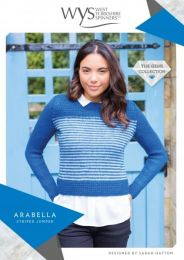 Arabella - Free with WYS Yarn Purchase (One Free Pattern Per Purchase/Person Please)