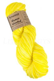 Araucania Huasco Worsted - Canary (Color #323)