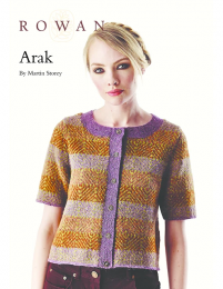 Arak - Free Pattern on Rowan Website