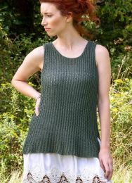 Arga - Free with Purchase of 4 Skeins of Berroco Mantra (PDF File)