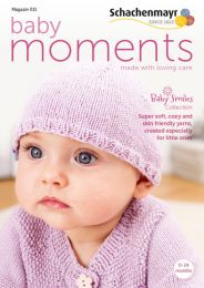 Schachenmayr Magazine 011 - Baby Moments