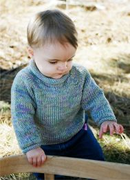 Baby Pullover - Knitting Pure and Simple