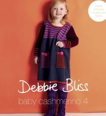 CLOSEOUT - Debbie Bliss Cashmerino Baby 4 - Pattern Book