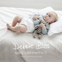 CLOSEOUT - Debbie Bliss Cashmerino Baby 5 - Pattern Book