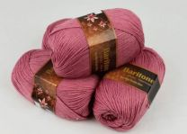 Jojoland Baritone Superwash - Opera Mauve (Color #145)