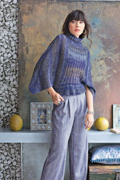 Ribber Batwing Pullover