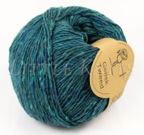 Geilsk Tweed - Silky Teal (Color #T14)
