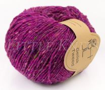 Geilsk Tweed - Magenta Fuchsia (Color #T22)