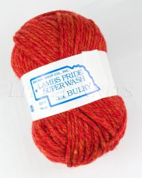 Lamb's Pride Superwash Bulky - Blaze