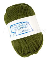 Lamb's Pride Superwash Bulky - Olive Green
