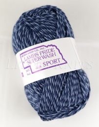 Lamb's Pride Superwash Sport - Blue Lava